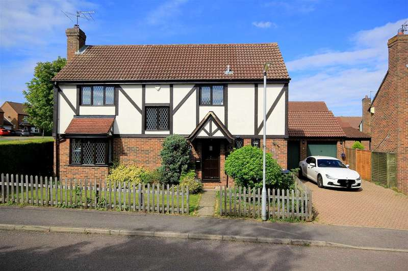 4 Bedrooms Detached House for sale in DETACHED EXECUTIVE 4 BED - PLANNING PERMISSION, HP1