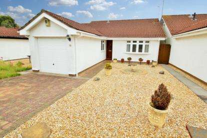 2 Bedrooms Bungalow for sale in Cherry Grove, Mangotsfield, Near Bristol, South Gloucestershire