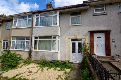 3 Bedrooms Terraced House for sale in Whitefield Avenue, Speedwell, Bristol