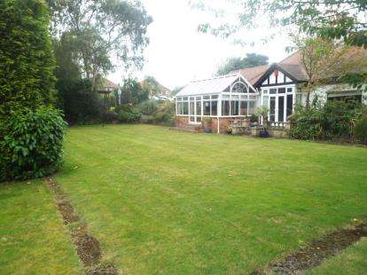 4 Bedrooms Bungalow for sale in Southwell Road West, Mansfield, Nottingham, Nottinghamshire