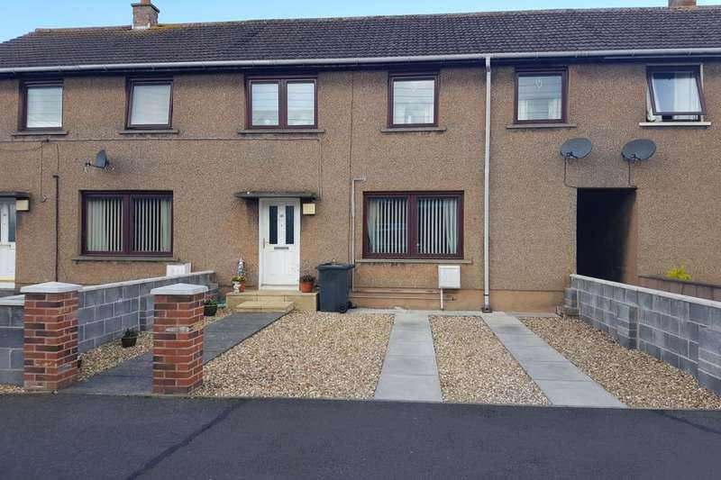 3 Bedrooms Property for sale in Brisbane Road, Eastriggs, Annan, DG12