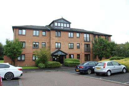 2 Bedrooms Flat for sale in Abbey Mill, Stirling