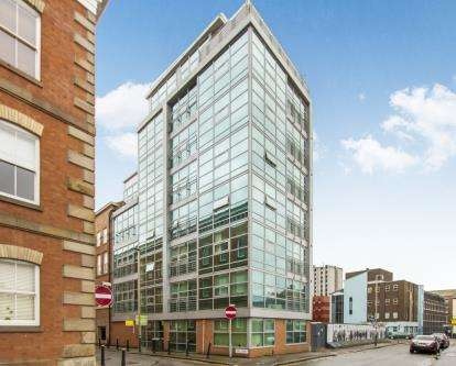 2 Bedrooms Flat for sale in Marlborough House, 1 Duke Street, Leicester, Leicestershire