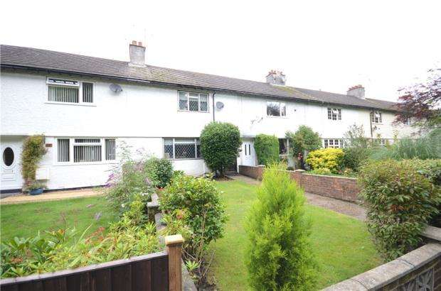 3 Bedrooms Terraced House for sale in Marrowbrook Lane, Farnborough, Hampshire