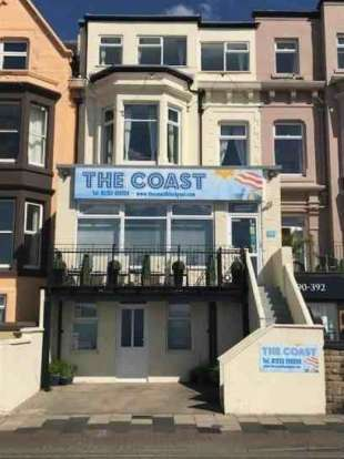 10 Bedrooms Hotel Gust House for sale in Promenade North Shore Blackpool
