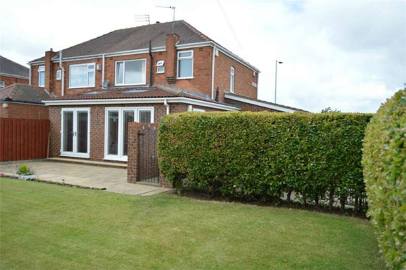 3 Bedrooms Semi Detached House for sale in Ganstead Lane, Bilton, East Riding of Yorkshire