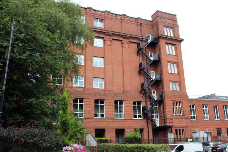 1 Bedroom Apartment Flat for sale in Cotton Works, Holden Mill