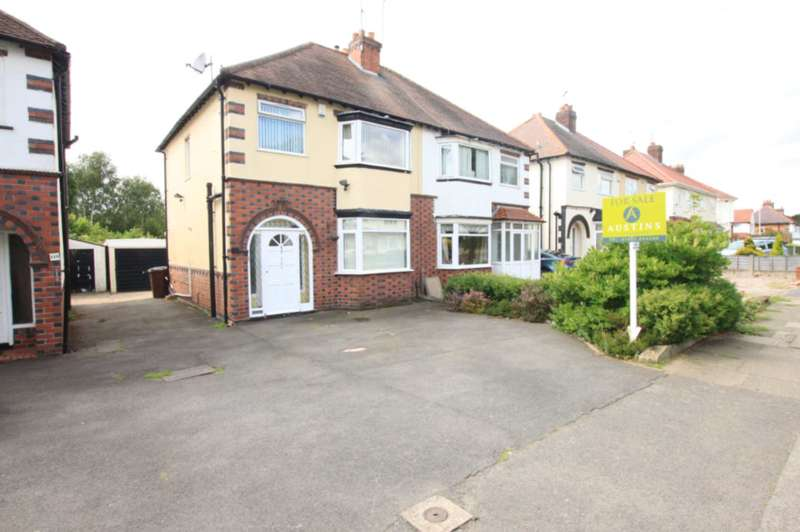3 Bedrooms Semi Detached House for sale in Pinfold Lane, Penn