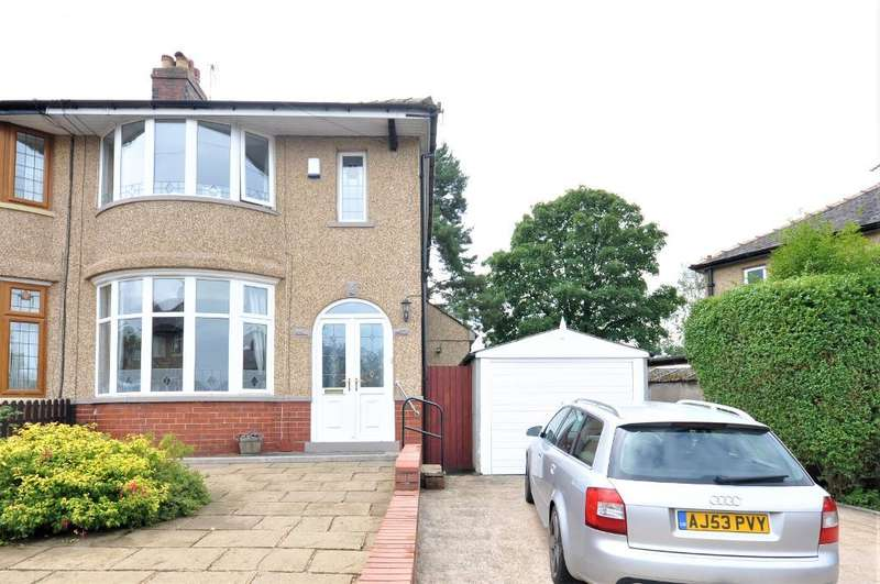 3 Bedrooms Semi Detached House for sale in York Crescent, Blackburn, Lancashire, BB1 9NW