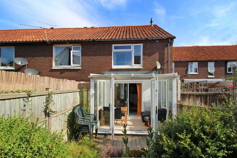 2 Bedrooms End Of Terrace House for sale in Swallowtail Road, Horsham