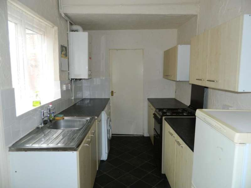 2 Bedrooms Terraced House for sale in Meath Street, Town, Middlesbrough, TS1 4RS
