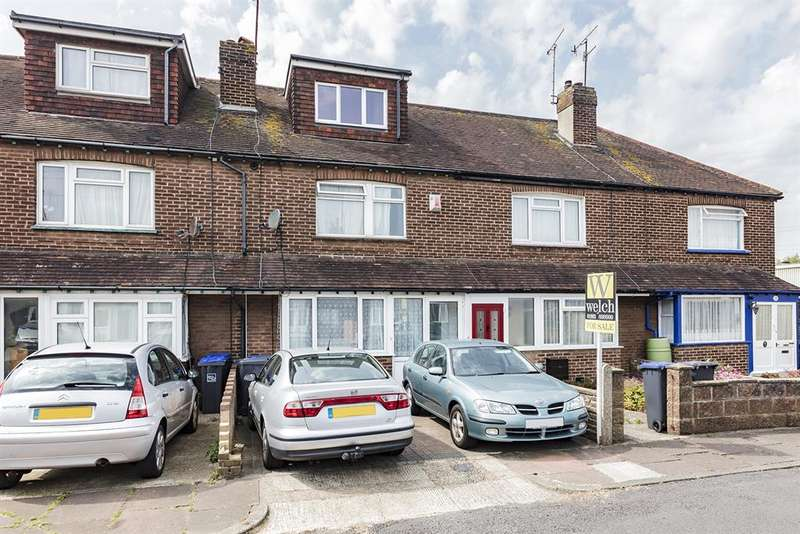 4 Bedrooms Terraced House for sale in Oakleigh Road, Worthing, BN11 2QG