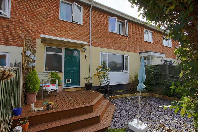 3 Bedrooms Terraced House for sale in Hollybush Road, Warminster, Wiltshire, BA12 8QT