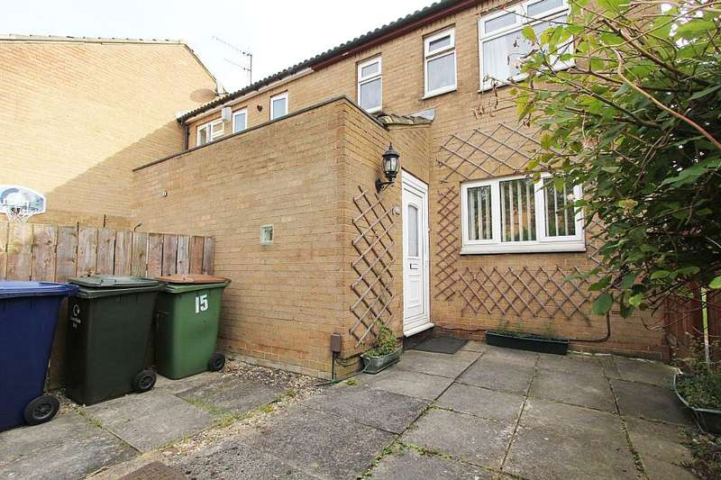 3 Bedrooms End Of Terrace House for sale in Stakesby Close, Guisborough, North Yorkshire, TS14 6TJ