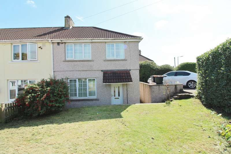 3 Bedrooms Semi Detached House for sale in Graig Park Circle, Newport, NP20