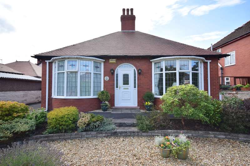 3 Bedrooms Detached Bungalow for sale in St Patricks Road North, Lytham St Annes, FY8