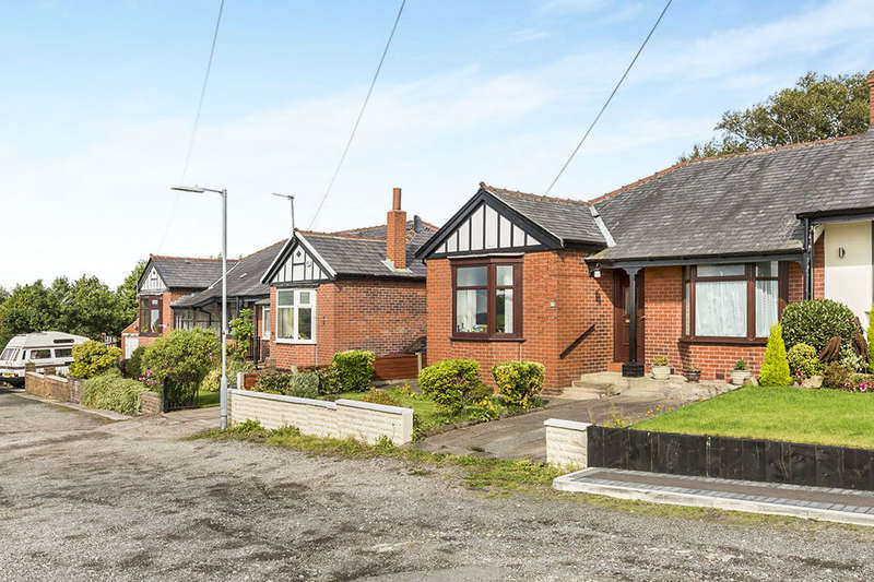 3 Bedrooms Semi Detached Bungalow for sale in Horridge Fold Avenue, Bolton, BL5