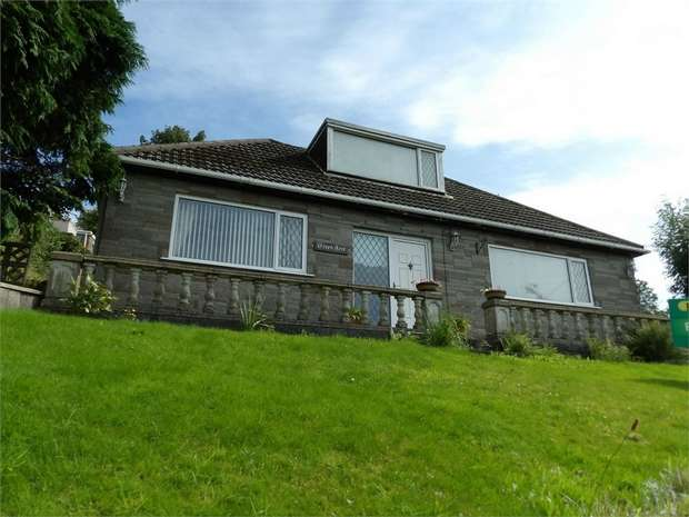 4 Bedrooms Detached Bungalow for sale in Crynallt, Crynallt, Neath, West Glamorgan