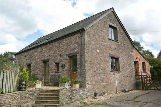 4 Bedrooms Detached House for sale in Llangorse, Llangorse, Brecon, Powys
