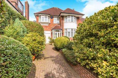 4 Bedrooms Detached House for sale in School Road, Moseley, Birmingham, West Midlands