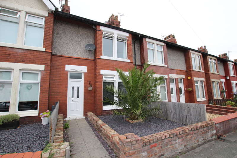 3 Bedrooms Terraced House for rent in Seafield Avenue, Crosby, Liverpool, L23