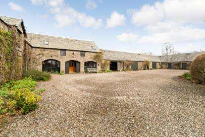 4 Bedrooms Bungalow for sale in Braco, Dunblane