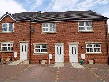 2 Bedrooms Property for sale in Edmunds Court, Carlisle, CA2 6HX