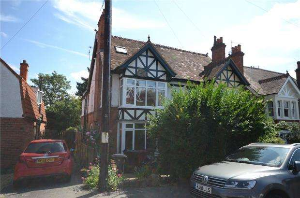 5 Bedrooms Semi Detached House for sale in St. Annes Road, Caversham, Reading
