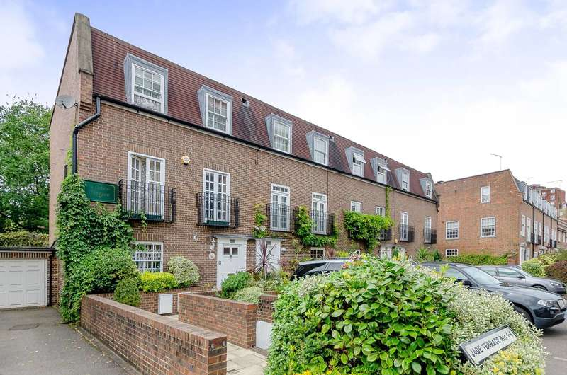 4 Bedrooms House for sale in Jade Terrace, South Hampstead, NW6