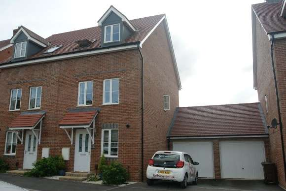 3 Bedrooms Semi Detached House for sale in Kings Chapel Road, Andover