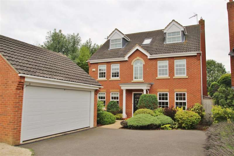 5 Bedrooms Detached House for sale in Clay Lane, Calvert Green