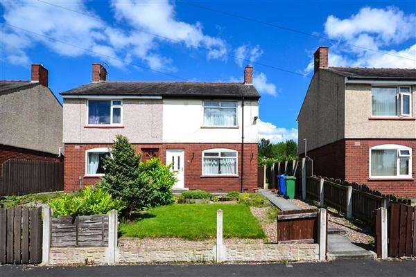 2 Bedrooms Semi Detached House for sale in Chestnut Road, Wigan