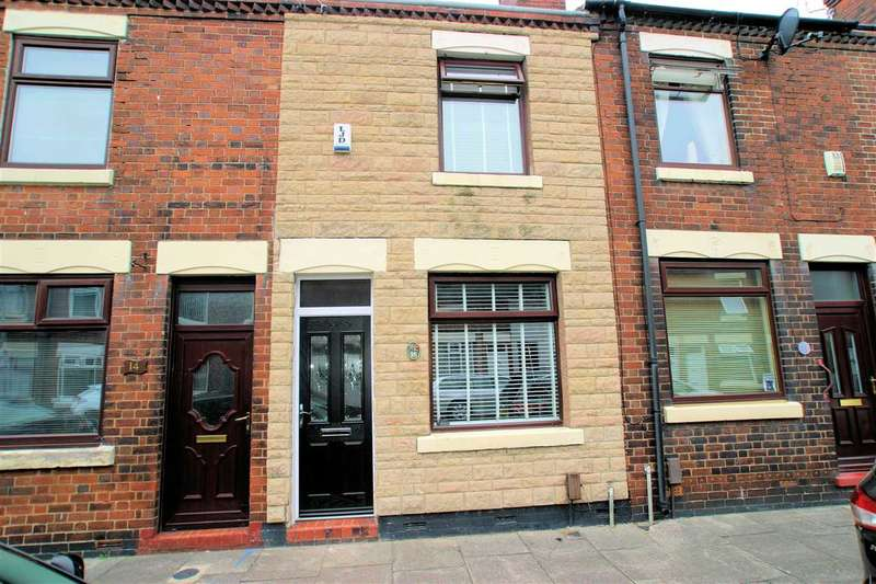 2 Bedrooms Terraced House for sale in Alma Street, Fenton, Stoke on Trent