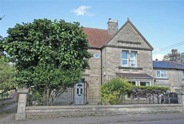 4 Bedrooms End Of Terrace House for sale in Minnesota Villa, 31 Marsh Road, Hilperton, Wiltshire