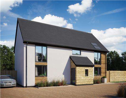4 Bedrooms Detached House for sale in Plot 7 Sheep Field Gardens, High Street, Portishead, Bristol, BS20 6QL