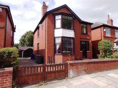 5 Bedrooms Detached House for sale in Seedfield Road, Bury, Greater Manchester, Lancs, BL9