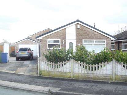 2 Bedrooms Bungalow for sale in Ashbourne Avenue, Wigan, Greater Manchester, WN2