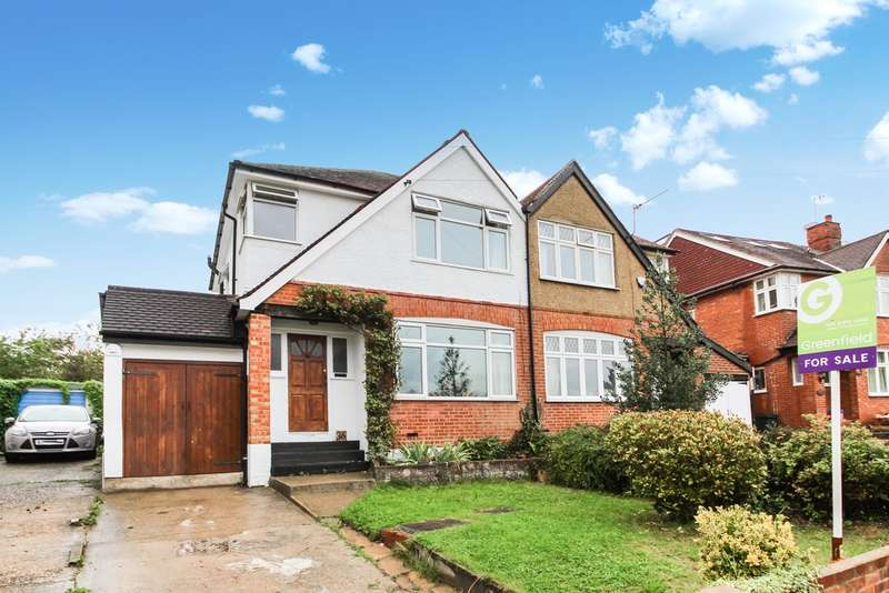 3 Bedrooms Semi Detached House for sale in Southwood Drive, Surbiton