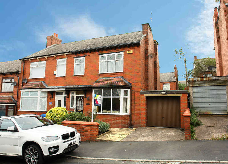 3 Bedrooms End Of Terrace House for sale in 18 Garthwaite Avenue, Coppice, Oldham
