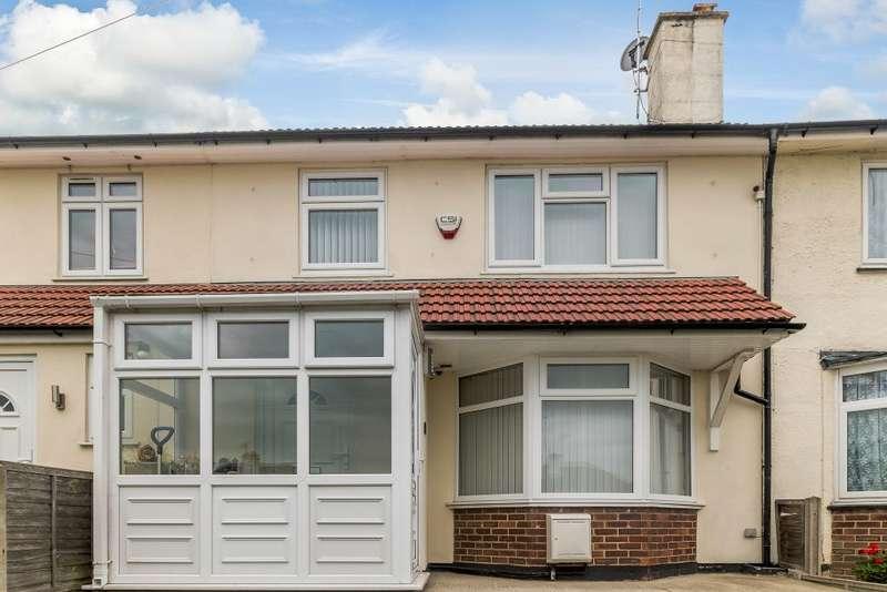 4 Bedrooms Terraced House for sale in Sullivan Way, Elstree, Borehamwood, Hertfordshire WD6