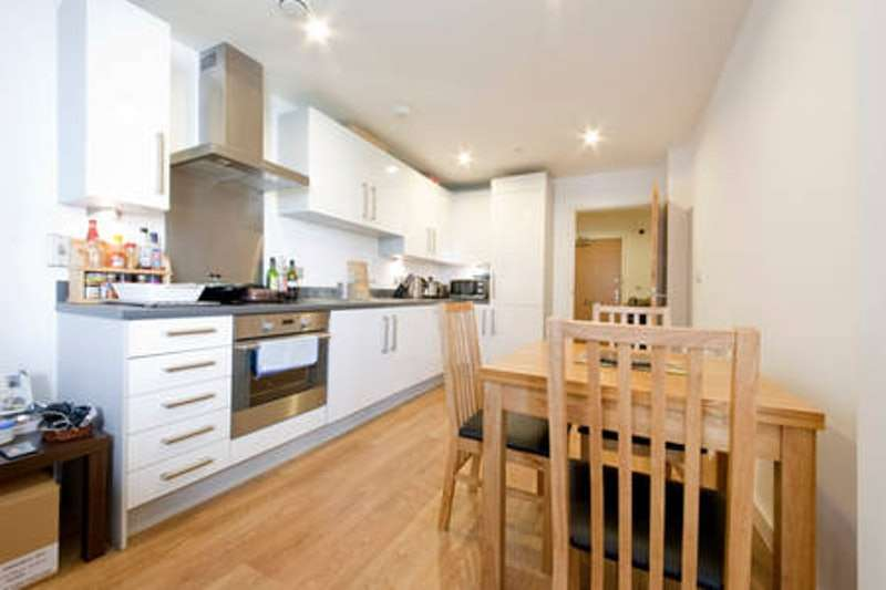2 Bedrooms Apartment Flat for sale in Ward Road, London, London, E15