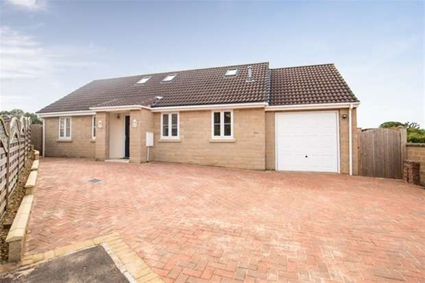 4 Bedrooms Detached Bungalow for sale in Wheeler Grove, Wells