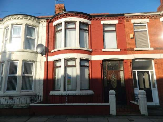 3 Bedrooms Terraced House for sale in Deansburn Road, Liverpool, L13