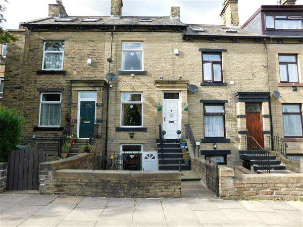 3 Bedrooms Terraced House for sale in New Cross Street, Bradford