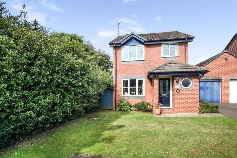 3 Bedrooms Detached House for sale in Tavistock Avenue, Ampthill