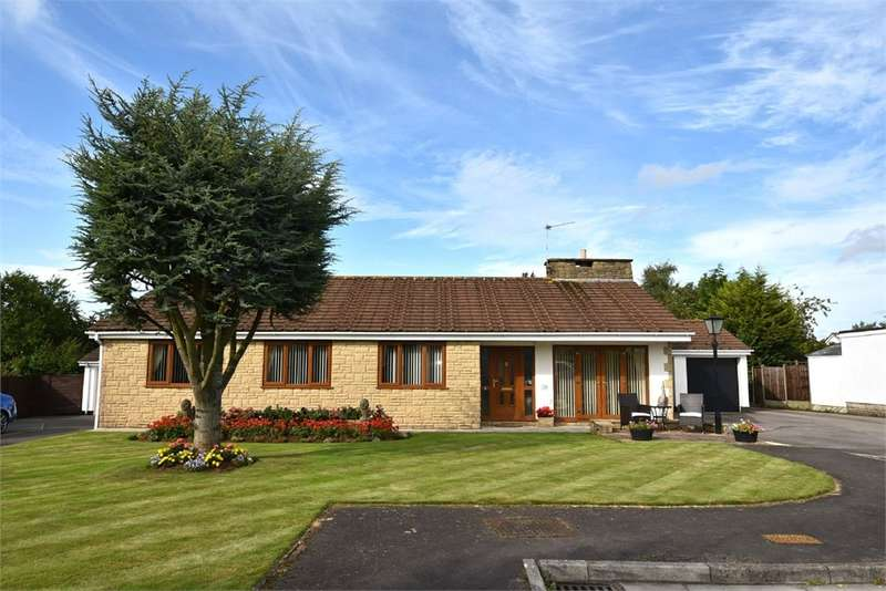 5 Bedrooms Detached Bungalow for sale in 20 Woodland Close, Failand, Bristol, Somerset