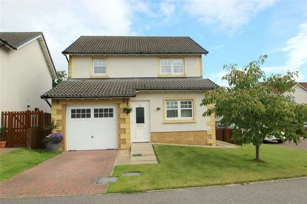 3 Bedrooms Detached House for sale in 15 Marleon Place, ELGIN, Moray