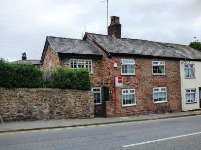 4 Bedrooms End Of Terrace House for sale in Park Lane, Macclesfield, Cheshire