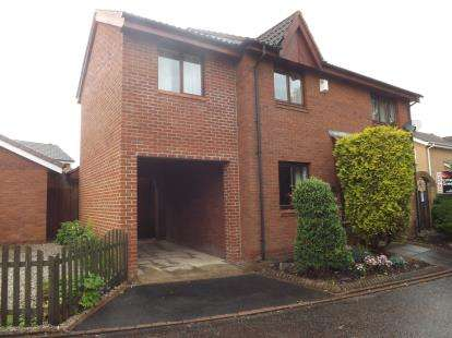 3 Bedrooms Detached House for sale in Wrexham Close, Callands, Warrington, Cheshire