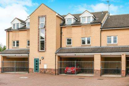 2 Bedrooms Flat for sale in Feversham Gate, York, North Yorkshire, Uk